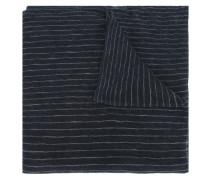 pinstriped scarf