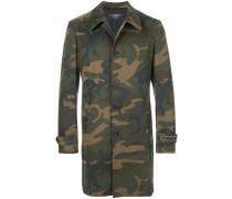 Mantel mit CamouflagePrint