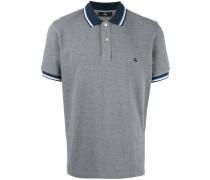 - Poloshirt mit Logo-Prägung - men - Baumwolle