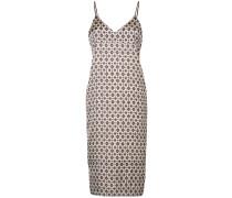 Kleid mit Micro-Muster
