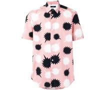 Hemd mit Sprechblasen-Print - men - Baumwolle