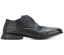 laceless Derby shoes