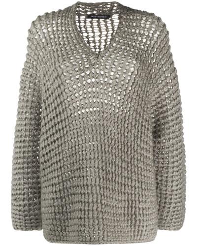 'Handstrick' Pullover