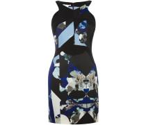 Enganliegendes Kleid mit Print - women
