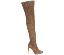 'Petra' Overknee-Stiefel - women - Leder - 36