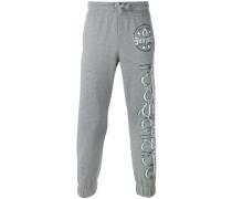 - Jogginghose mit Print - men - Baumwolle - XS
