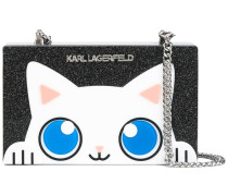 cat box cross-body bag
