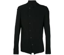 Hemd mit Kragen-Detail - men - Baumwolle - 48