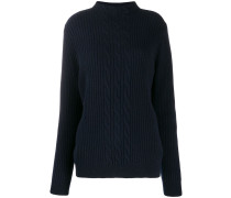 A.P.C. Pullover mit Zopfmuster