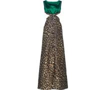 'Duchesse' Brokat-Kleid
