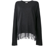 fringed jumper