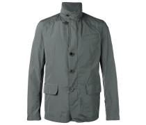Leichte Jacke mit Stehkragen