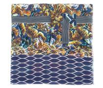 Schal mit Print - unisex - Modal - Einheitsgröße