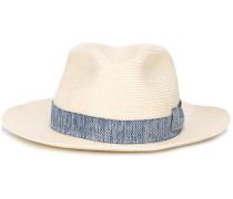 - Klassischer Panama-Hut - men - Baumwolle - 58
