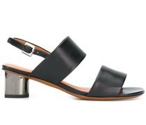 'Leonie' Sandalen mit niedrigem Absatz