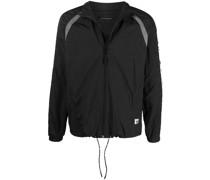 Leichte Jacke mit Logo-Patch