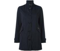 Mittellanger Mantel mit Schnalle - women