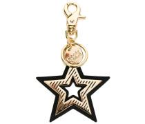 Schlüsselanhänger mit zwei Sternen