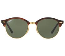 'Clubmaster' sunglasses - unisex - Kunststoff