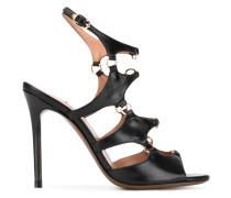 Sandalen mit Ringelementen