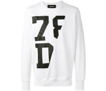 - Sweatshirt mit Print - men - Baumwolle - XXL