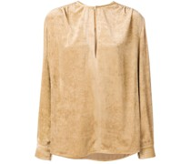 Alter Suede blouse
