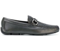 classic woven loafers
