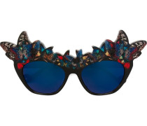 'The Dreamer' Sonnenbrille - women - Acetat