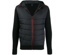 Aston Martin Racing zipped padded jacket