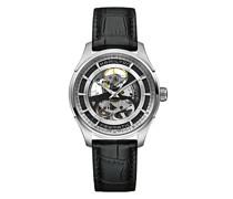 'Jazzmaster Skeleton Gent' Armbanduhr, 40mm