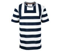 Gestreiftes T-Shirt - men - Baumwolle - M