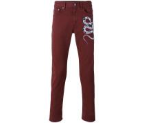 Jeans mit Schlange - men - Baumwolle/Elastan