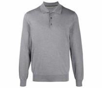 Pullover mit Poloshirtkragen