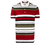Gestreiftes Poloshirt - men - Baumwolle - S