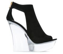 - Sandalen mit Keilabsatz - women