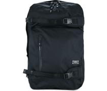 Oversized-Rucksack mit Logo-Patch