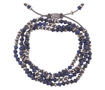 Halskette mit Perlen aus Sterlingsilber