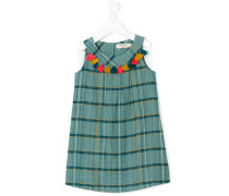 Kleid mit Quasten