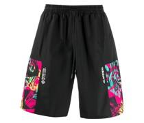 GORE-TEX Shorts mit ADV-Print