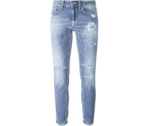 'Monroe' Cropped-Jeans