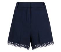 Shorts mit Spitze