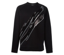 Sweatshirt mit Pailletten - men