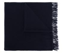frayed cashmere scarf