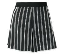 Shorts mit Längsstreifen - women
