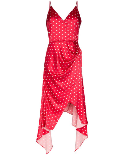 Asymmetrisches 'Olivia' Kleid