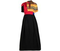Poloshirtkleid in Colour-Block-Optik