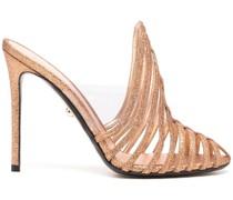 Alessandra Kim Pumps mit Glitter-Detail