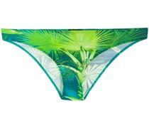 Bikinihöschen mit Jungle-Print