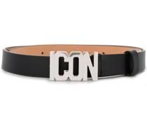 Gürtel mit ''Icon''-Schnalle