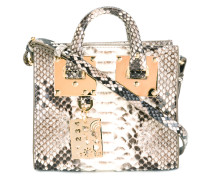 'Albion' Handtasche aus Pythonleder - women